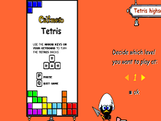 Calimero Tetris