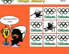 Calimero Olimpic Memory