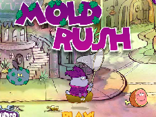 Chowder Mold Rush