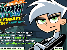 Danny Phantom Ultimate Enemy