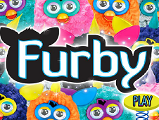 Furby Bubble