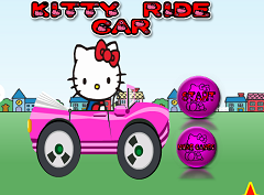 Ride With Kitty