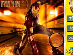 Iron Man Hidden Stars