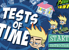 Johnny Test Time Travel