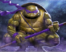 Ninja Turtles Donatello Wallpaper
