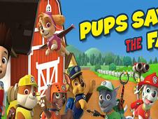 Pups Save the Farm