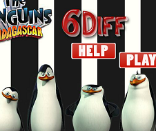 The Penguins of Madagascar 6 Diff