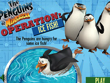 Penguins of Madagascar Operation Ice Fish