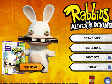 Rabbids Invasion Alive Kicking