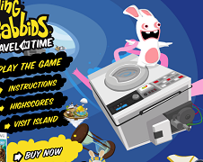Rabbids Invasion Travel in Time