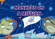 Monkeys on Mission