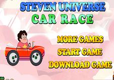 Steven Universe Car Race