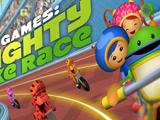 Mighty Bike Race