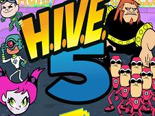 Teen Titans H.I.V.E 5
