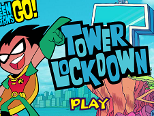 Teen Titans Tower Lockdown
