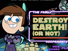 Timmy Destroy Earth or Not