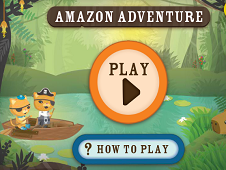 The Octonauts Amazon Adventure