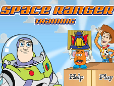 Space Ranger Training