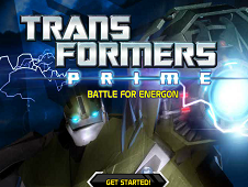 Transformers Prime Battle for Energon