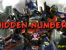 Transformers Hidden Numbers