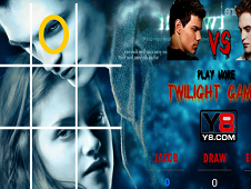 Twilight Tic Tac Toe