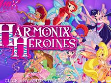 Harmonic Heroines
