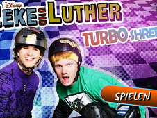 Zeke and Luther Turbo Shred