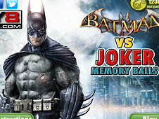 Batman vs Joker Memory Balls