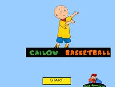 Caillou Games