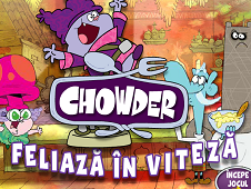 Chowder Fast Slicing