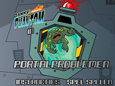 Danny Phantom Portal Problemen