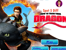 Spot 5 Diff How to Train Your Dragon