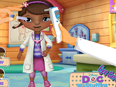 Doc McStuffins Eye Care