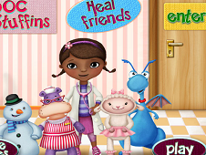 Doc McStuffins Real Friends