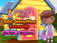 Doc McStuffins Dress Up