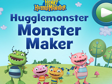 Henry Hugglemonster Monster Maker