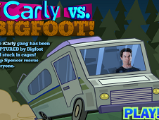 Icarly vs Bigfoot