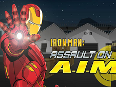Iron Man Assault on A.I.M