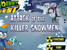 Attack of the Killer Snowmen