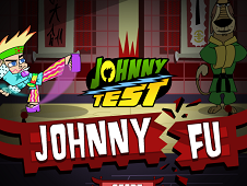 Johnny Test: Johnny Fu
