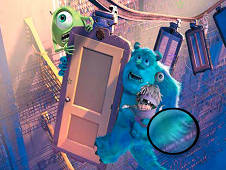 Monster University Hidden Stars