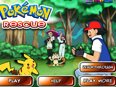Pokemon Rescue