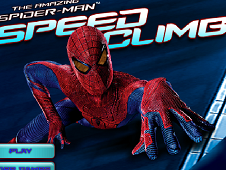 Spiderman Speed Climb