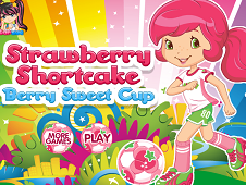 Strawberry Shortcake Berry Sweet Cup
