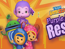 Jogo Purple Monkey Rescue Online Gratis