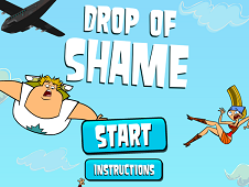 Total Drama Drop of Shame