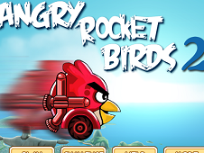 Angry Rocket Birds 2