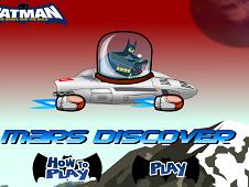 Batman Mars Discover