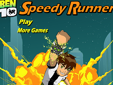 Ben 10 Speedy Run