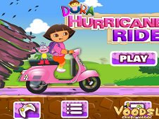 Dora Hurricane Ride